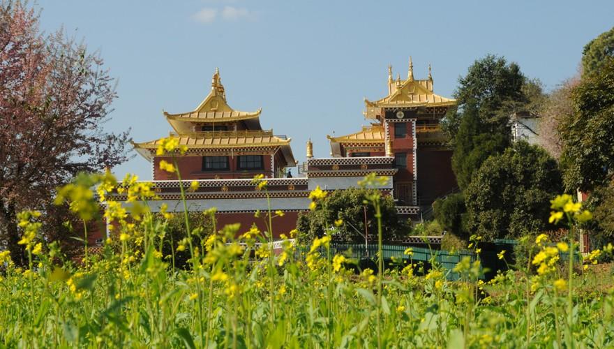 short trek in kathmandu balthali village