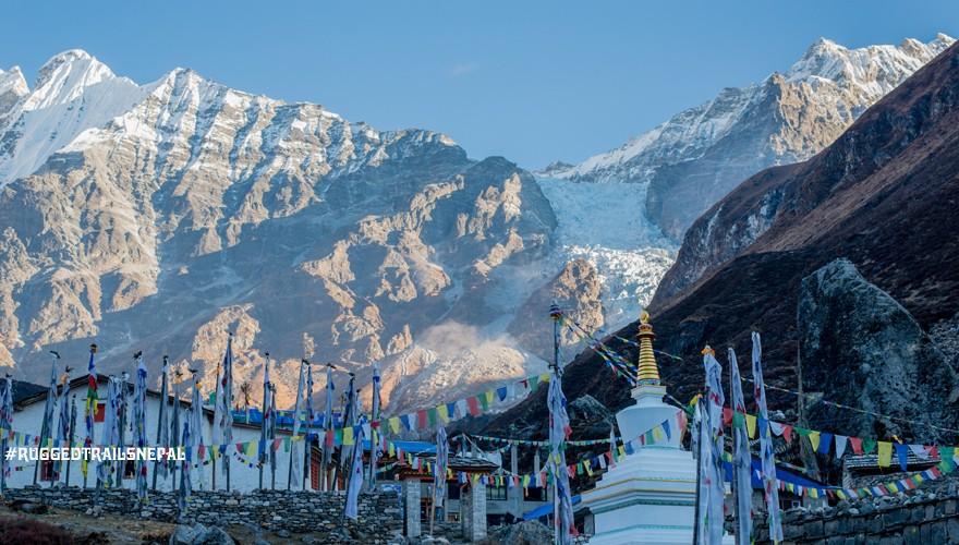 short trek in nepal langtang valley