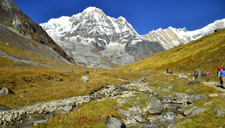 short trek nepal annapurna base camp