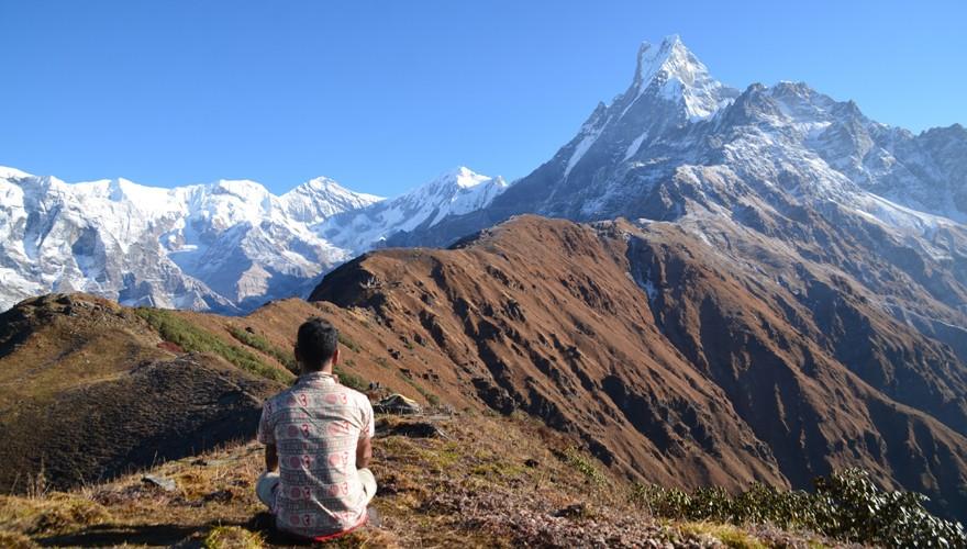 short trek nepal mardi himal