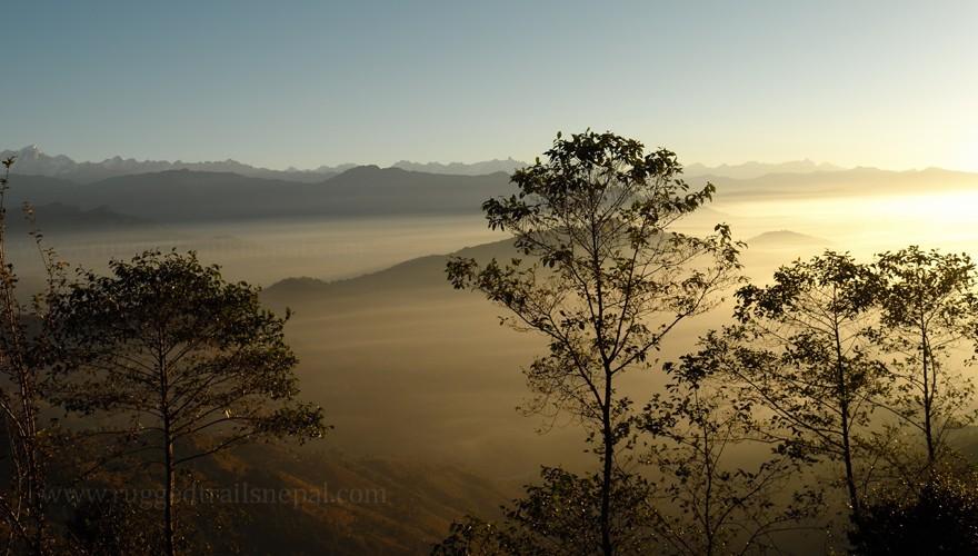 short treks nepal kathmandu valley circuit