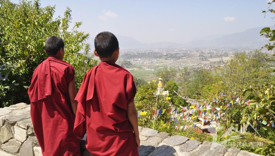 spiritual and culture tour nepal