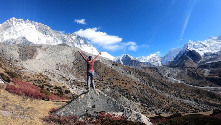 Tashi Labsta Rolwaling Trekking