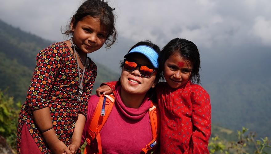 trek in nepal mardi himal