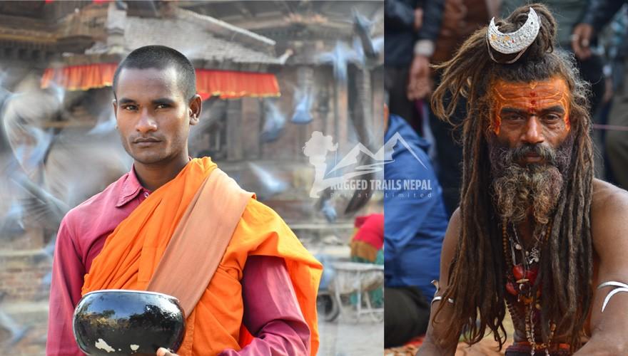 yoga trek nepal upper mustang