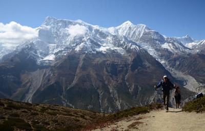 annapurna panoramic trekking