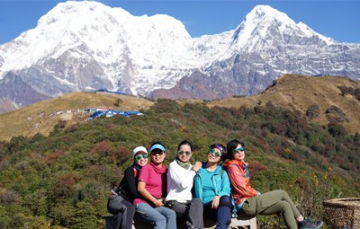 best short trek mardi himal