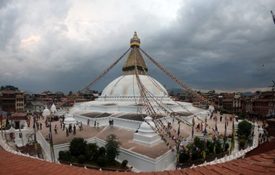 buddhist circuit tour nepal