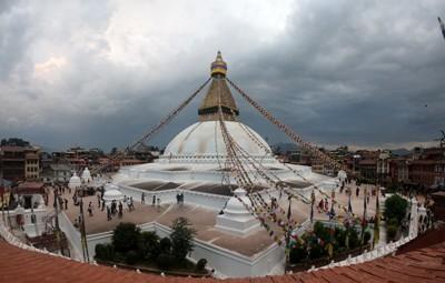 buddhist circuit tour nepal