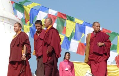 Buddhist Monastery Tour