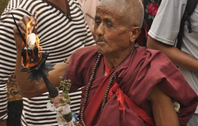 cultural and spiritual tour nepal