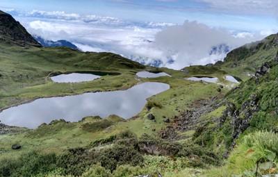 helambu and panchpokhari trekking