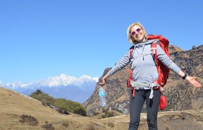 kalinchwok trekking