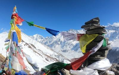 Langtang Ganjala Pass Trekking
