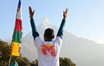 mardi himal yoga trekking