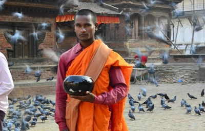 monastery tour in nepal