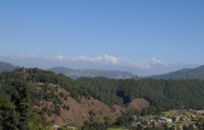 phulchowki namo buddha trekking