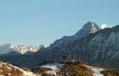 short muldai viewpoint trek